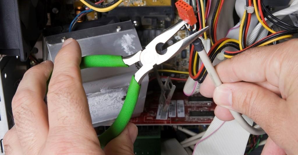 Электропроводка в доме и квартире
