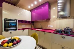 ремонт кухни под ключ в Москве
