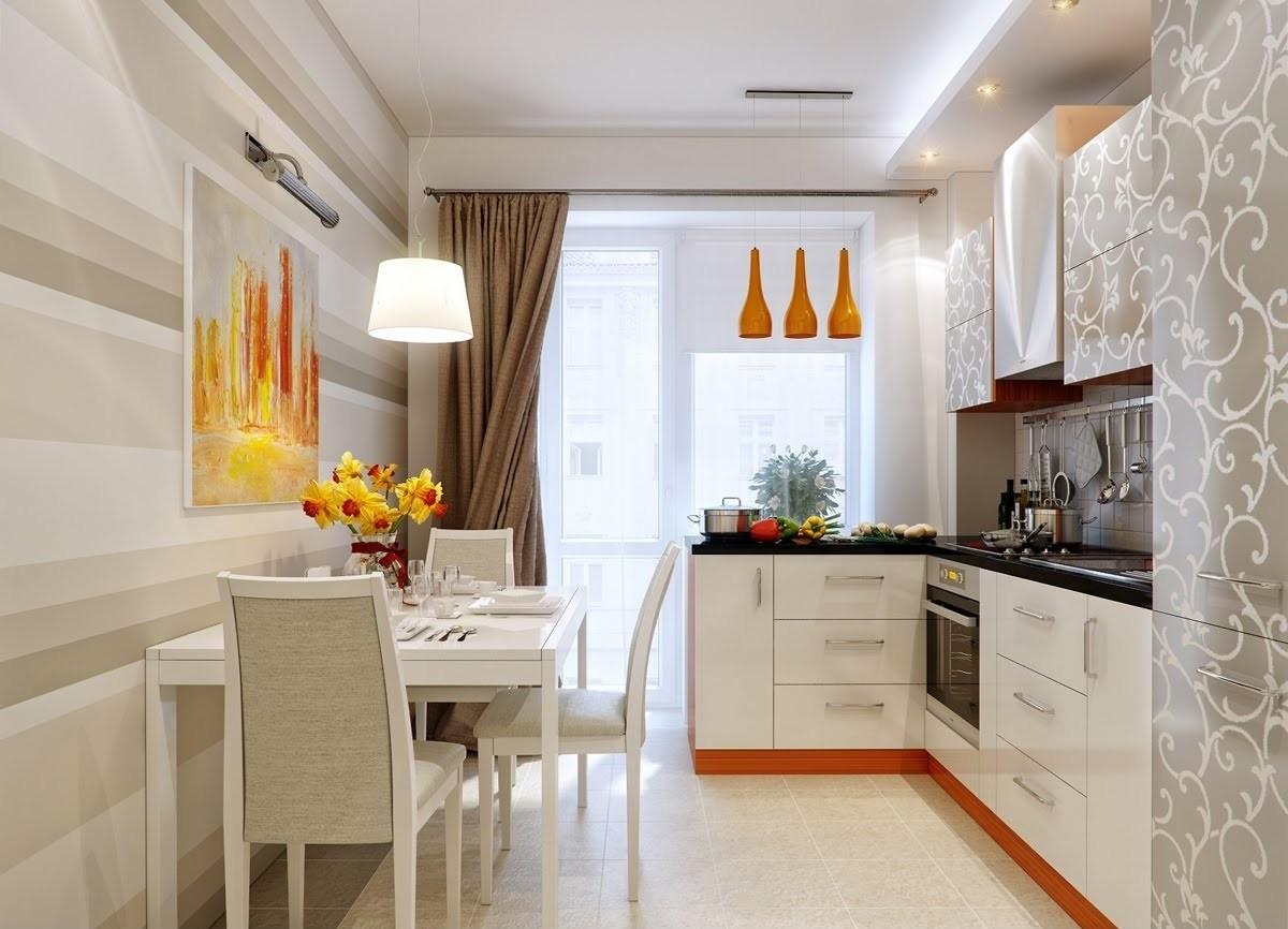Ремонт и дизайн квартиры кухни