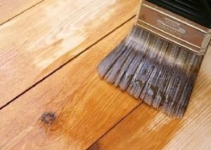 покраска бетонного и деревянного пола