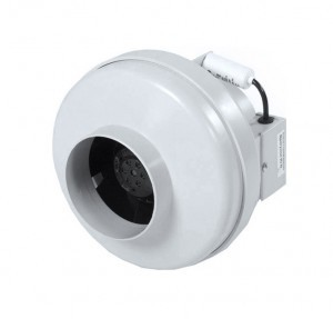 Установка канального вентилятора