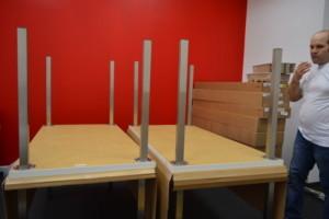Услуги по перевозу офисной мебели