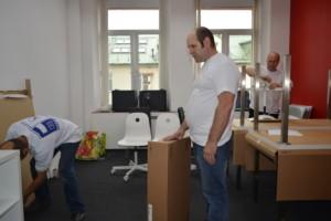 Компания по переезду офисов