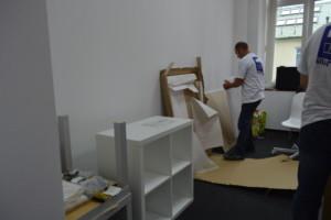 Мастера по перевозке офисной мебели