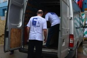 Услуги по погрузке и перевозке офисной мебели