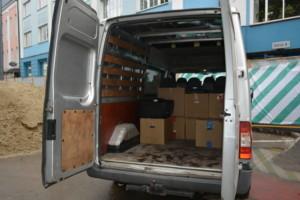 Перевозка офисных грузов