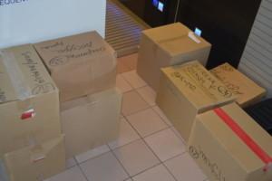 Организация сборки и перевозки офисной мебели