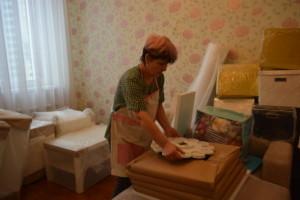 упаковка домашней мебели и переезд