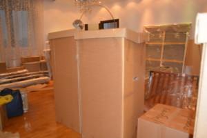 Упаковка и перевозка квартир