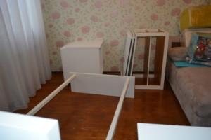 Сборка мебели и переезд
