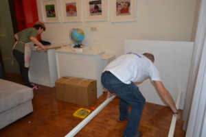 Сборка и перевозка мебели