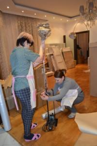перевозка мебели в Москве