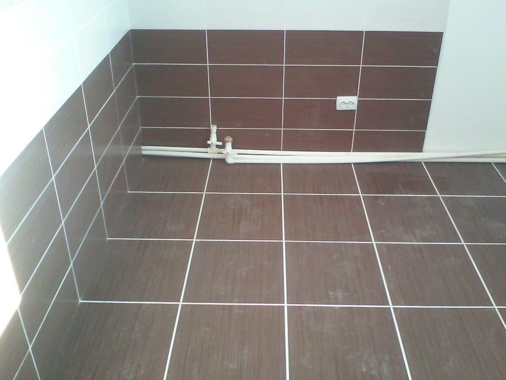 укладка плитки в ванной комнате в москве