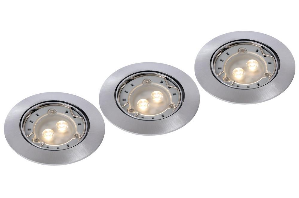 Установка LED светильников