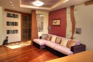 косметический ремонт комнаты в Москве
