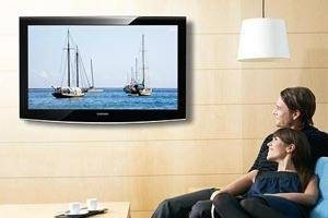 установка телевизора в Москве