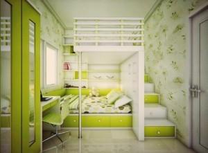 косметический ремонт комнаты под ключ