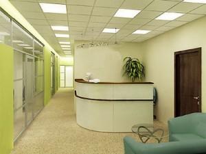 Экономный ремонт офиса