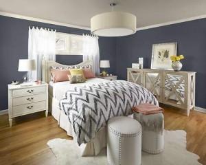 Косметический ремонт спальни