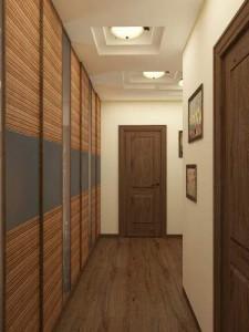 Ремонт коридора в доме