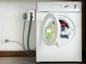 Подключение стиральных машинок