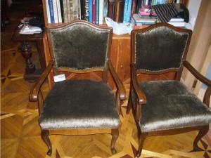Ремонт стульев в Москве