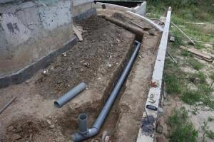 Установка канализационных труб недорого