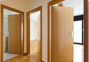 Монтаж межкомнатной двери в Москве