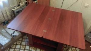 Сборка стола на дому