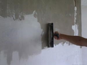 Шпаклевка стен качественно