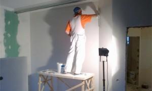 Шпаклевка стен недорого
